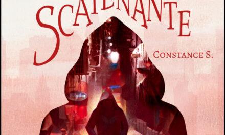 """Consigli di lettura: LA COSCIENZA DI CAIN """"IL FATTORE SCATENANTE"""" di Constance S."""