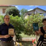 """Il Salotto di Alma con Pierluigi Tombetti, presenta il suo ultimo libro """"SYNCHRONICITY volo 9941"""""""
