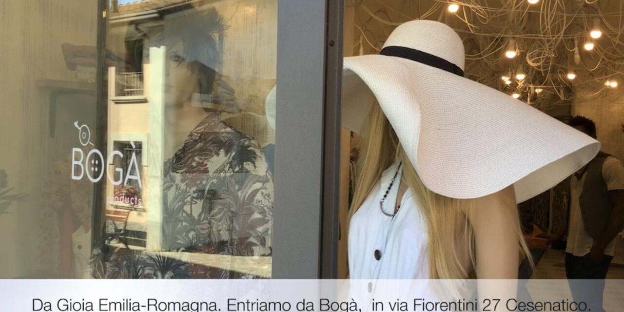"""Cesenatico via Fiorentini apre """"Bogà"""" abbigliamento uomo e donna"""