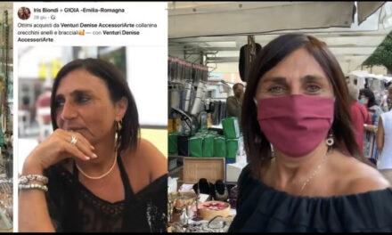 Ecco la vincitrice del Concorso del buono da 30 euro al mercato ambulante di Cesena: Iris Biondi