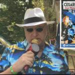 """Al gioco dell'estate ospite di Gioia Emilia-Romagna, Cesare Santoli cantante """"Il molleggiato"""""""
