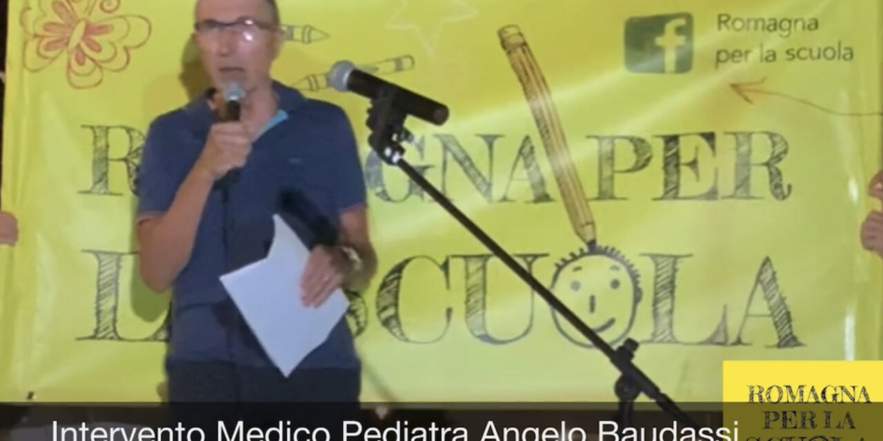 Intervento Medico Pediatra Angelo Baudassi