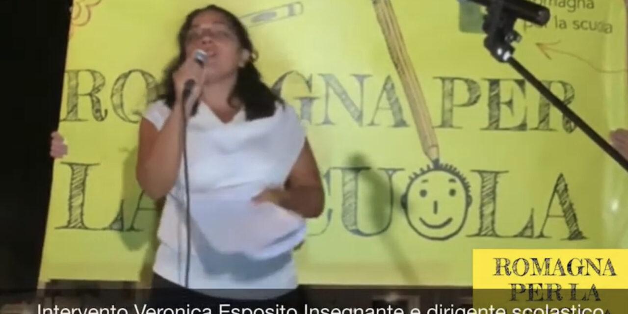 Intervento di Veronica Esposito insegnante di scuola primaria