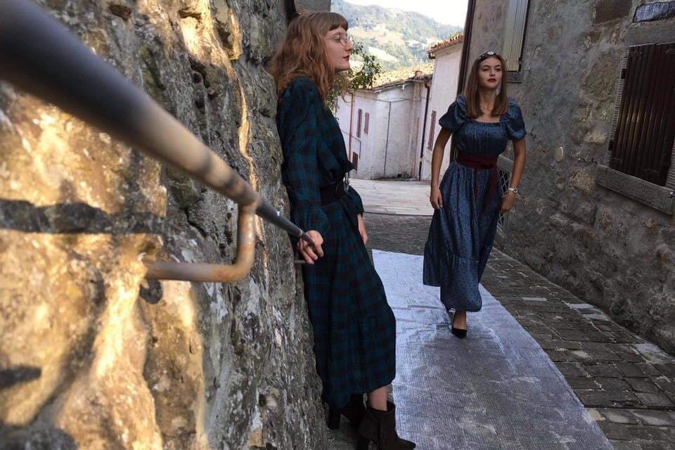 Moda autunno inverno 2020-2021 dal Castello di Selvapiana (Bagno di Romagna)