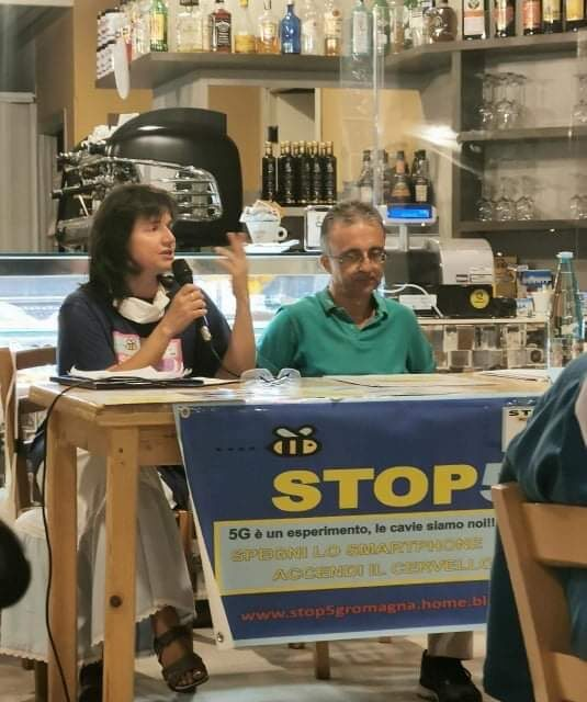 Prossimi appuntamenti comitato Tecnologie Sostenibili Stop5g Romagna