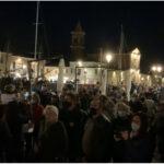Cesenatico, protesta civile per una disobbedienza  civile.