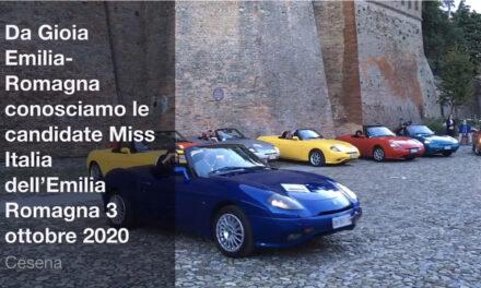 Miss Italia le bellezze dell'Emilia Romagna