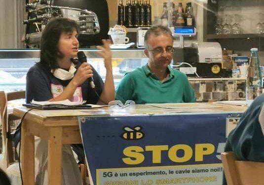 Appuntamento a Morciano di Romagna alla pasticceria Garden questa sera convegno informativo sul 5g