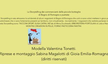 ULTIMA PUNTATA  LA STORYTELLING DELLE BOTTEGHE DI BAGNO  DI ROMAGNA