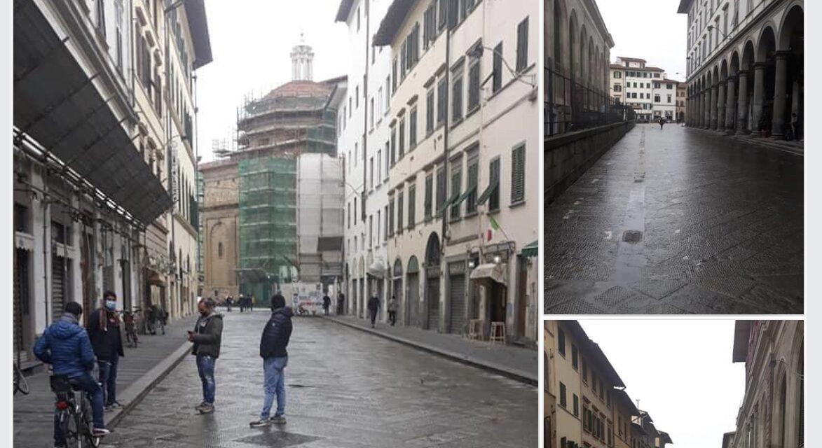 Vittorio Pasqua, l'intervista a colui che lotta per le partite iva di Firenze.