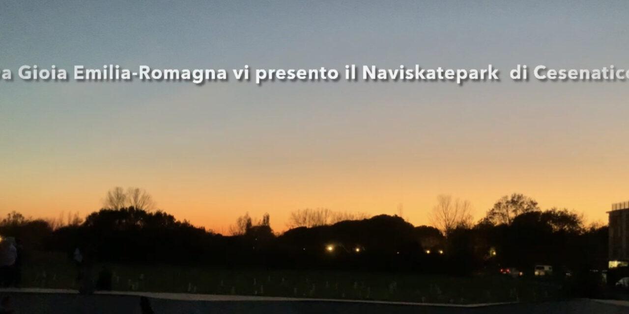 """Oggi primo giorno per il """" Naviskatepark di Cesenatico"""""""
