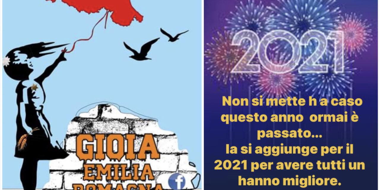 Da Gioia Emilia-Romagna, il mio discorso di fine anno 2020: il video 👇