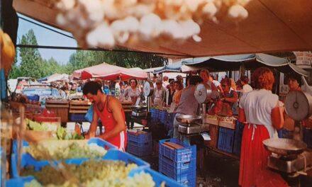 Comunicazione per gli ambulanti del mercato di Cesenatico: Oggetto assenze mercati 2021