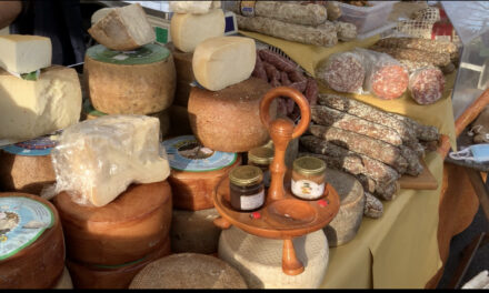 Cesenatico ed il suo reparto alimentare del mercato del Venerdì