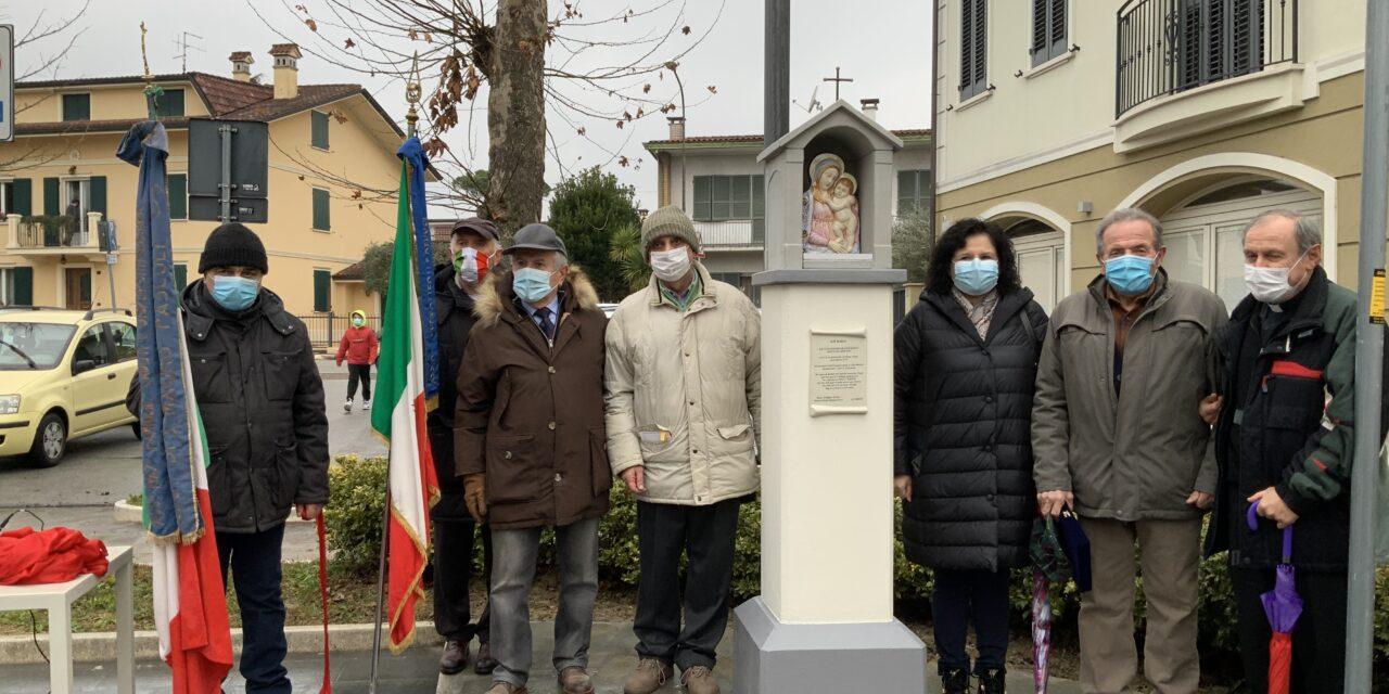 San Mauro Pascoli: Inaugurazione Celletta Mariana al Castello