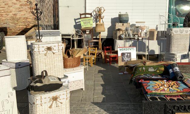 Dal mercato di Cervia: passaggio del testimone