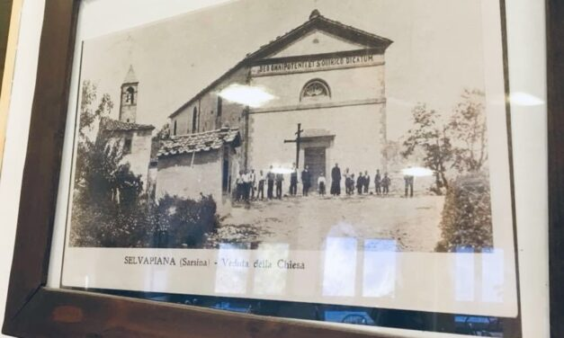 Bagno di Romagna: Quarta parte, Selvapiana e la sua Storia
