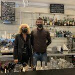 """""""CESENATICO E' IL CENTRO DEL MONDO"""" CONOSCIAMO GIACOMO E DOMINIQUE I NUOVI TITOLARI DELLA CAFFETTERIA DI VIA BALDINI."""