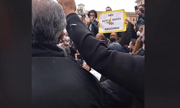 """""""IO C'ERO"""" MAURIZIO TASSANI DI FORLI CI RACCONTA ROMA 12 APRILE 2021 """"IO APRO"""""""