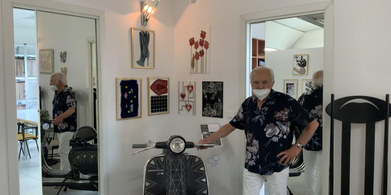 """San Mauro Pascoli, """"Punto Più"""" di Paola e Alberto: Dalla nascita al Museo dell'arte e della decorazione"""