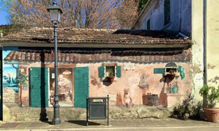 Bellaria: Bellaria: La Borgata Vecchia in via Mar Jonio è l'antico borgo dei pescatori di Bellaria.