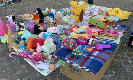 Savignano sul Rubicone : partono i mercatini per i bambini edizione 2021