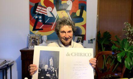 Cesenatico : in ricordo di Anna Maria Nanni, pittrice, artista, insegnante una grande donna. Ti ricorderemo sempre.