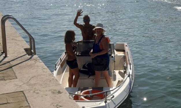 Cesenatico, in barca con Soccorso letterario. Ricordi e prossimi eventi