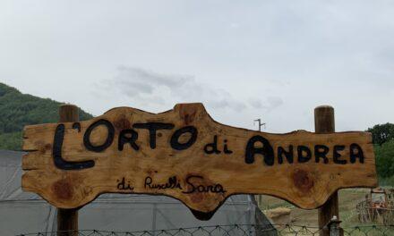 Bagno di Romagna, da Selvapiana vi portiamo all'orto di Andrea